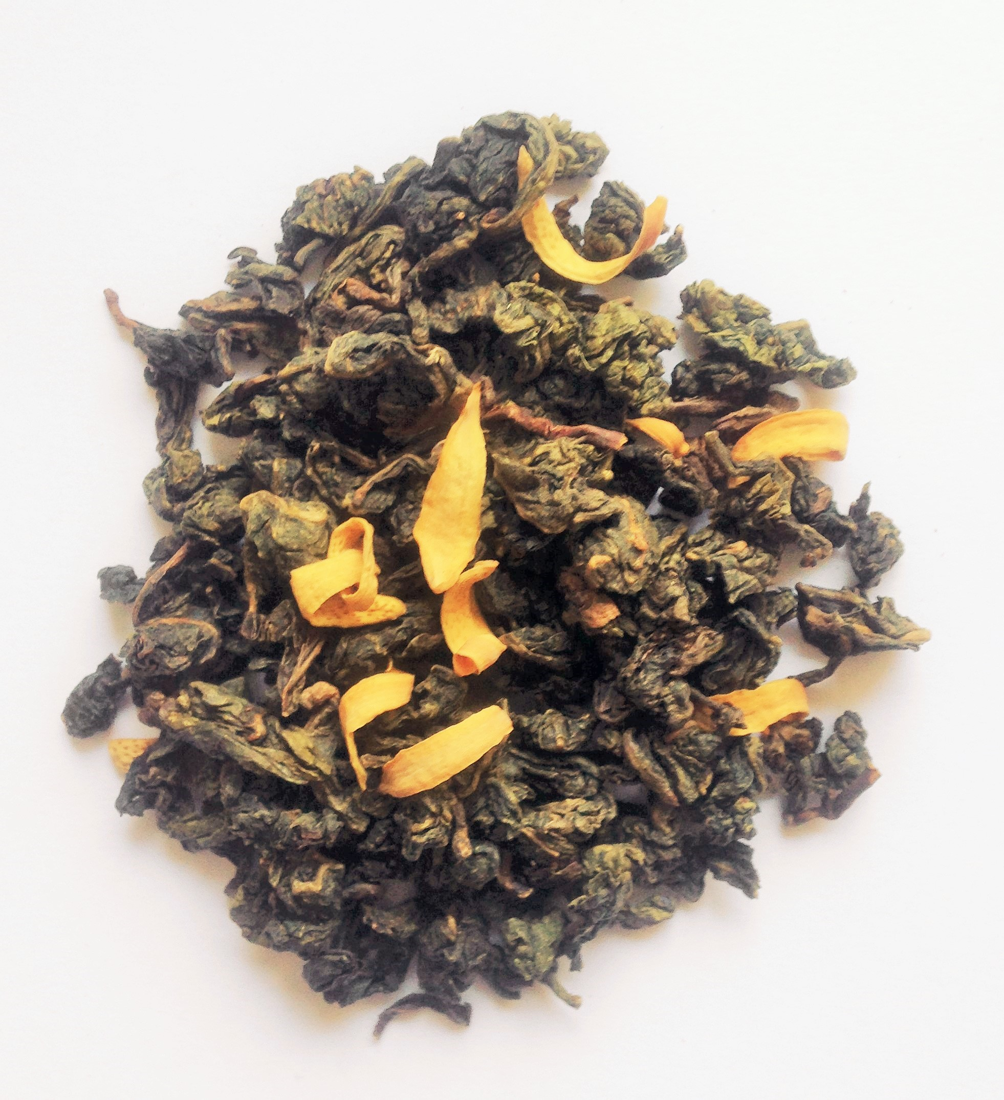Orchid Oolong Mighty Leaf