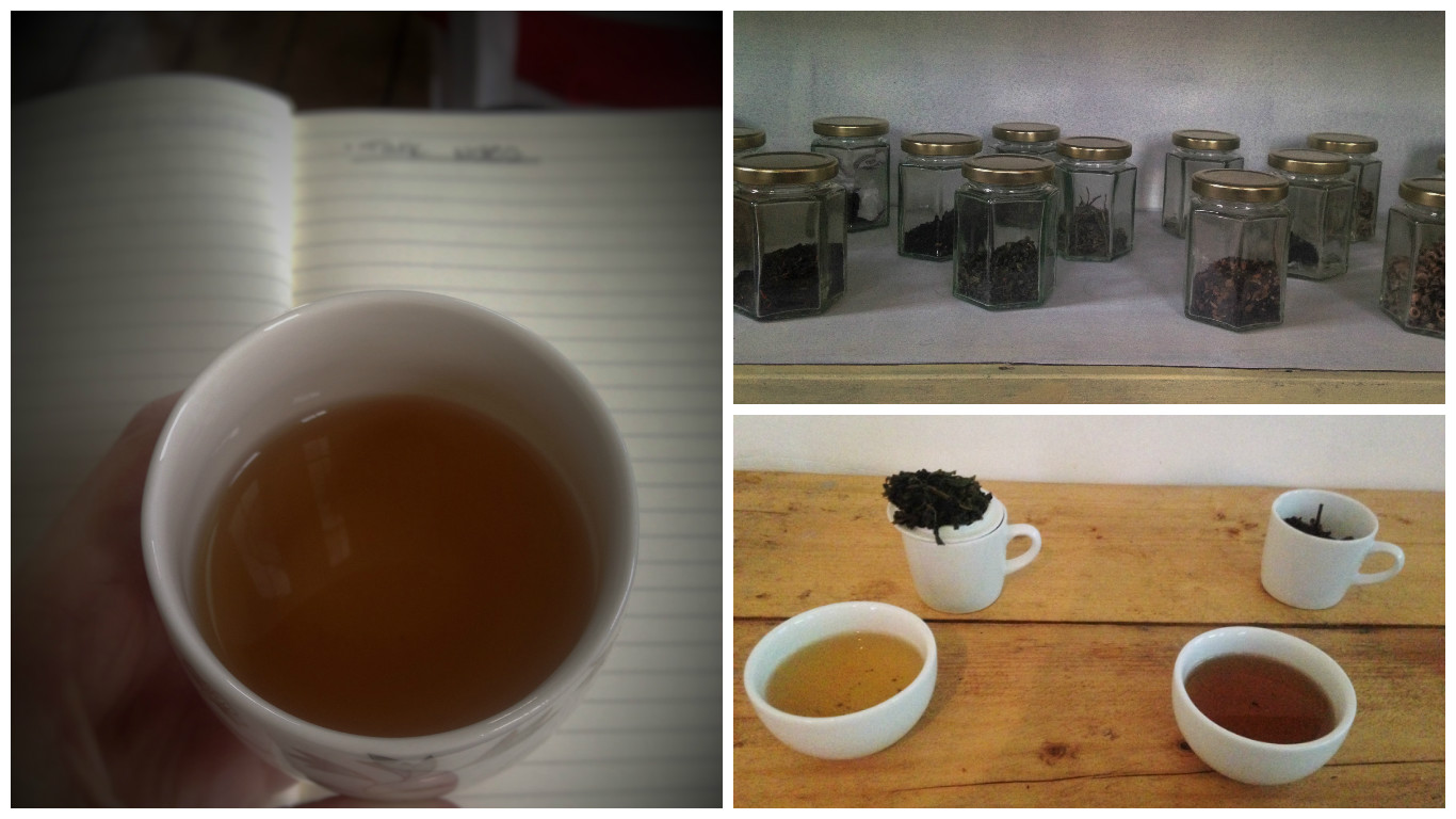London School of Tea - Tea Tasting
