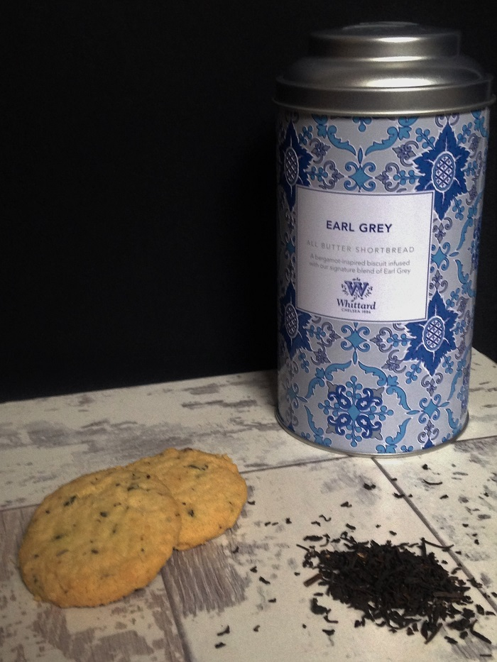 Whittard of Chelsea - All Butter Earl Grey Shortbread