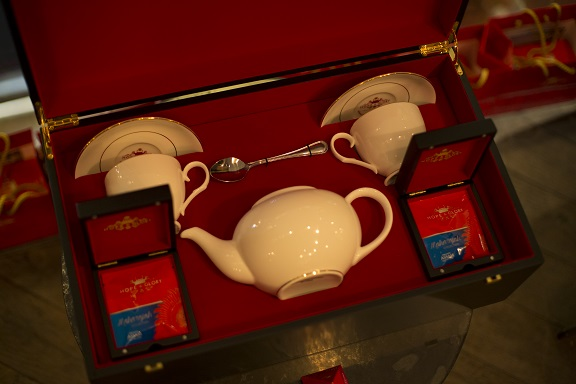 Hope & Glory Tea - teapot and cups Gift Sets