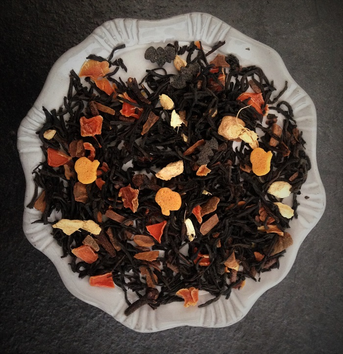 Bluebird Tea co Autumn Collection 2016 – Spiced Pumpkin Pie Black Tea