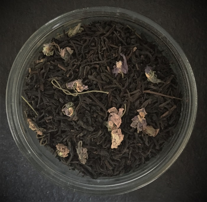 No. 214 Violette Black Tea Dammann Freres