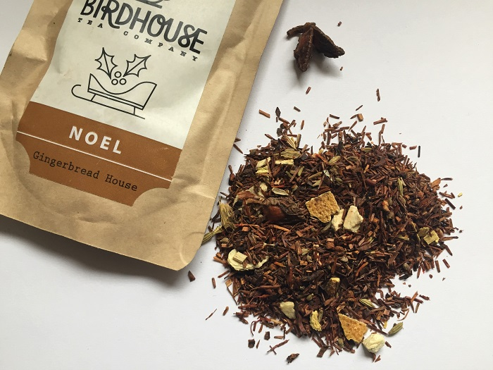 Gingerbread House Rooibos Tea - Birdhouse Tea Company