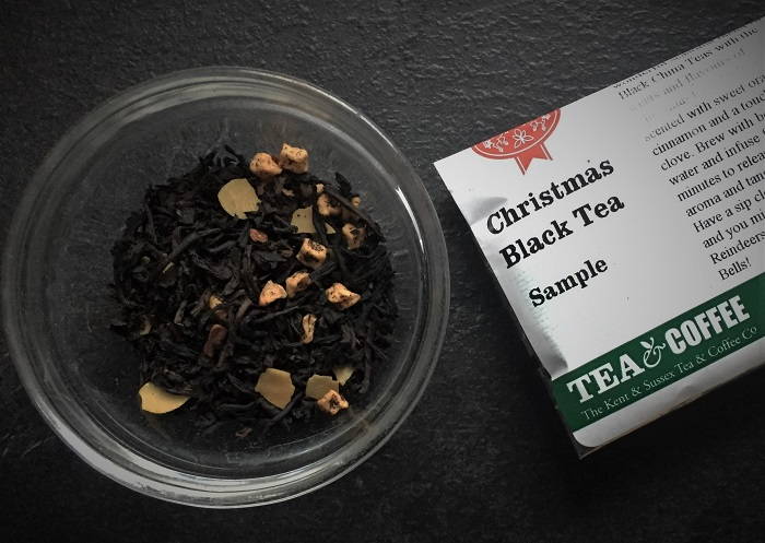 Christmas Black Tea Kent & Sussex Tea & Coffee Co.