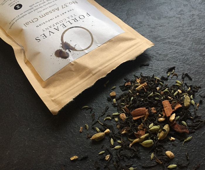 Assam Chai Black Tea - ForLeaves Tea Co.