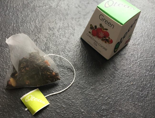 Christmas Cookie Black Tea and Green Tea - OTeas