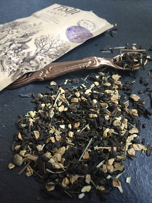 Rishi Tea Puerh Ginger Loose Leaf Tea