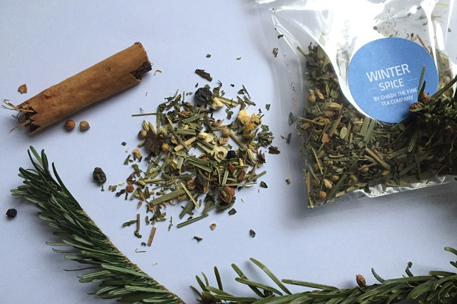 Winter Spice Chash Tea  Featured in the Tea Tourist Monthly Subscription Box