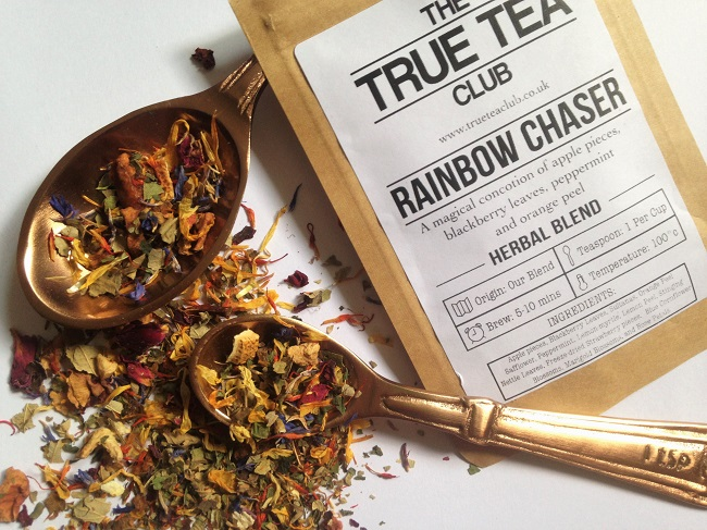 Rainbow Chaser Herbal Tea - True Tea Club Subscription Box