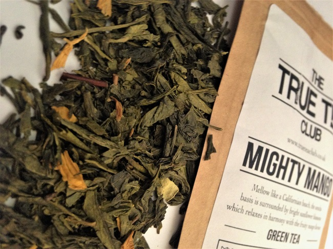 Mighty Mango Green Tea - True Tea Club Subscription Box