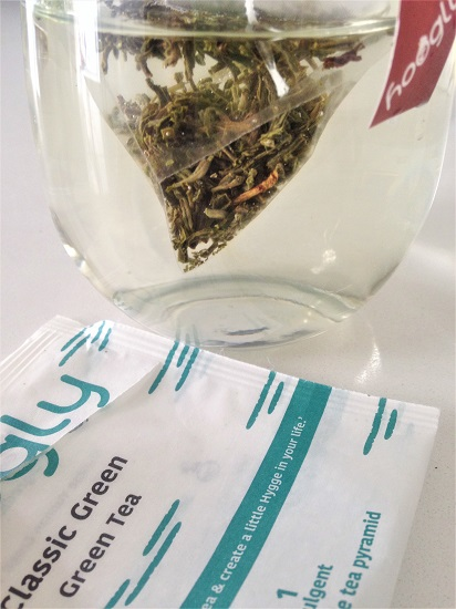 Classic Green Tea Bag Hoogly Tea