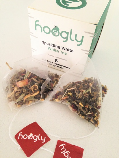 Sparkling White Tea Bag | Hoogly Tea