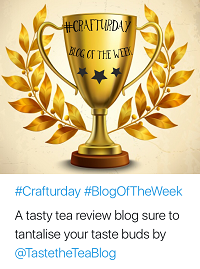 Taste the Tea Blogging Blog Awards
