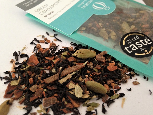 Green Cardamom Chai Ichai Black Tea Tea Tourist