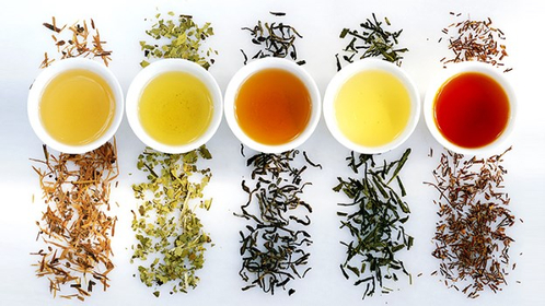 Blend and Make your own tea