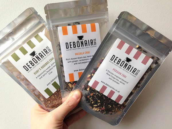 Debonair Tea co Chai Tea