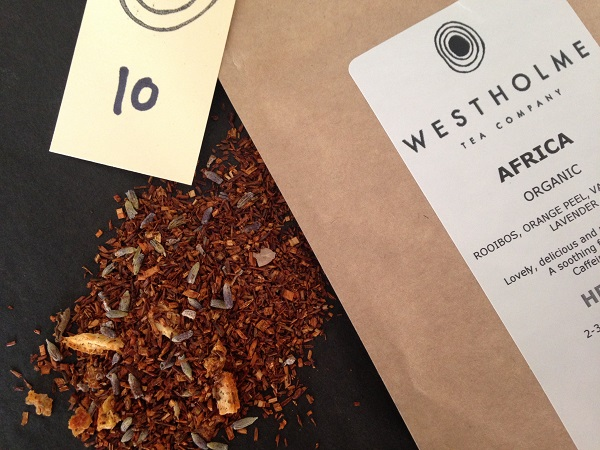 Africa Rooibos Blend Westholme Tea Farm Advent Calendar