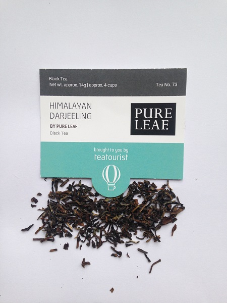 Tea Tourist Himalayan Darjeeling Black Tea Pure Leaf