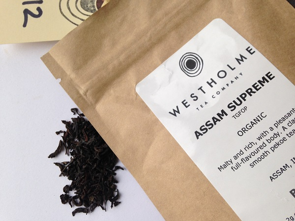 Assam Supreme Black Tea Westholme Tea Farm Advent Calendar