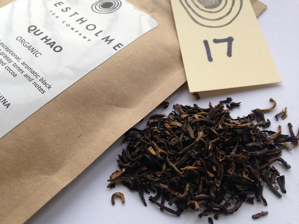 Qu Hao Black Tea Westholme Tea Farm Advent Calendar