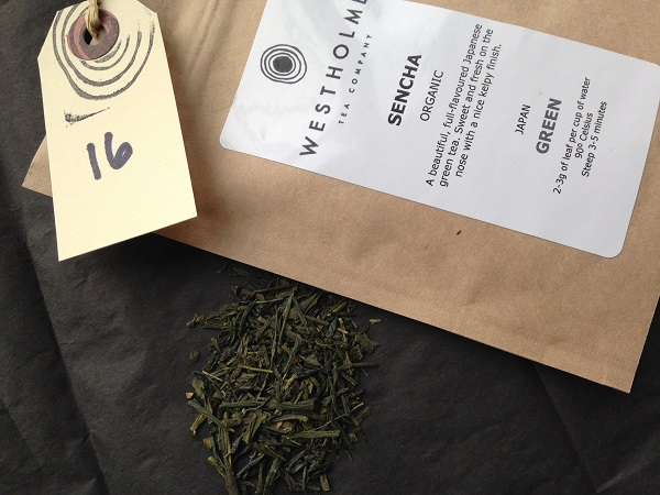 Sencha Green Tea Westholme Tea Farm Advent Calendar