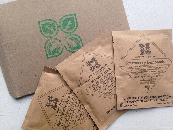 Dollar Tea Club Subscription Box