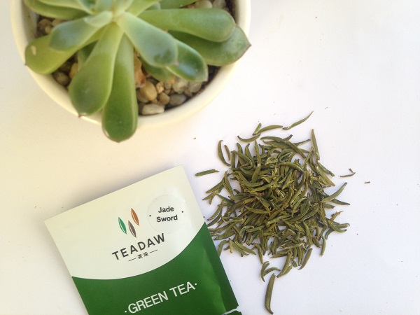 Teadaw Jade Sword Green Tea