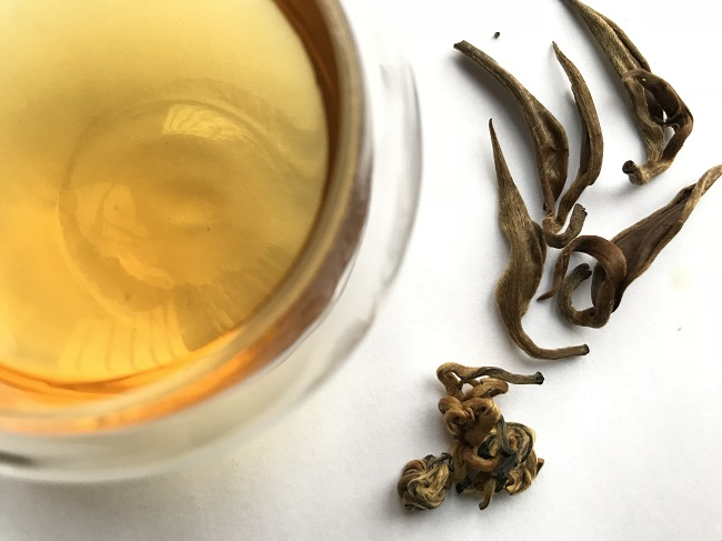 Adagio Yunnan Golden Curls