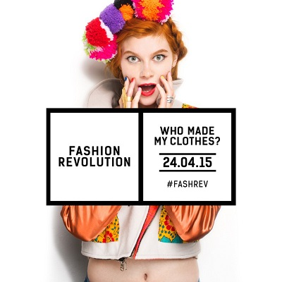 Who Made My Clothes? Fashion Revolution Rana Plaza
